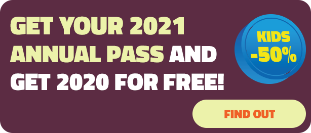 Abbonamenti 2020-21 Mirabilandia