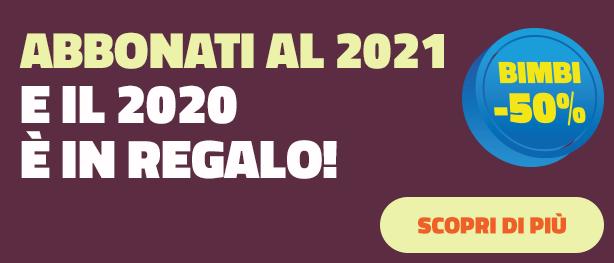Abbonamenti 2020 - 2021 - Mirabilandia