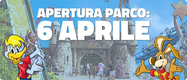 Mirabilandia riapre il 6 aprile 2019!