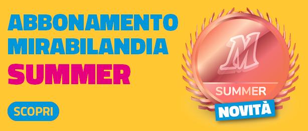 Summer Season Pass - Mirabilandia