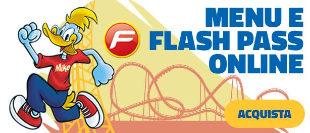Flash Pass - prodotti Mirabilandia