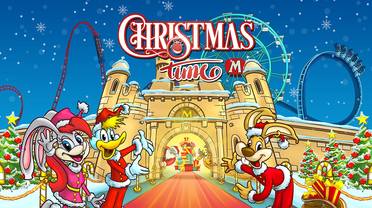 Mirabilandia Christmas Time