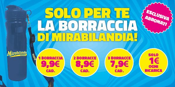 Calendario Mirabilandia.Borraccia Jpg Mirabilandia Ravenna