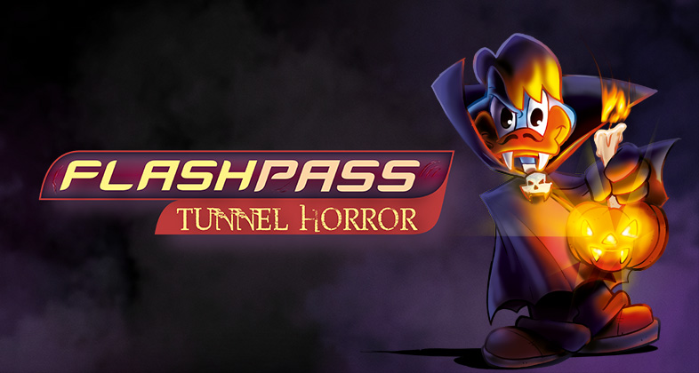 Flash Pass Horror - Halloween Mirabilandia