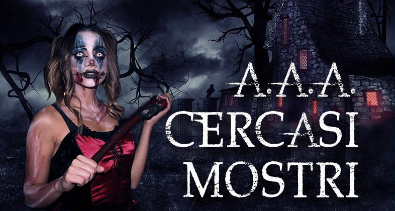 Casting Halloween - Mirabilandia