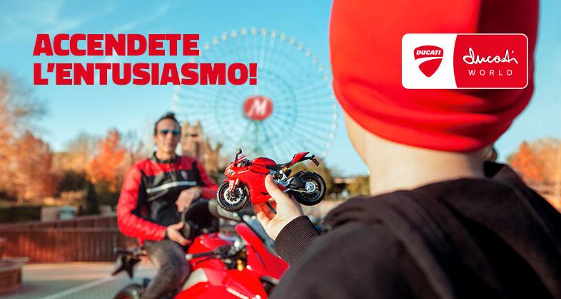 Ducati World - Novità 2019 Mirabilandia