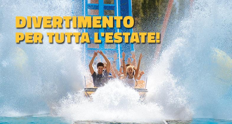Abbonamento Summer - Mirabilandia 2019