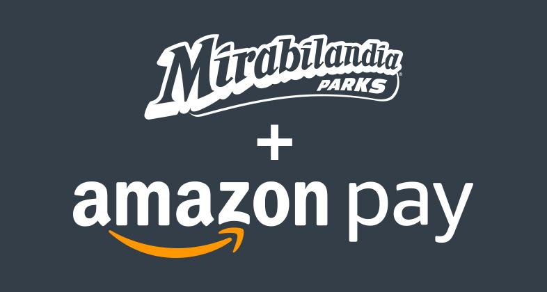 Amazon Pay - Mirabilandia ticket