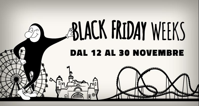 Black Friday Weeks Blog - Mirabilandia