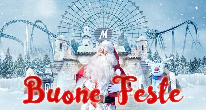 Auguri di Natale - Mirabilandia 2019