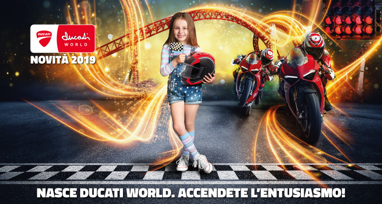 Novità 2019 - Ducati World Mirabilandia