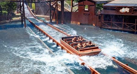 El Dorado Falls - Attrazione Mirabilandia