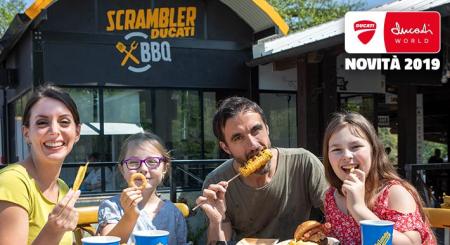 Scrambler BBQ - Ristorante Mirabilandia